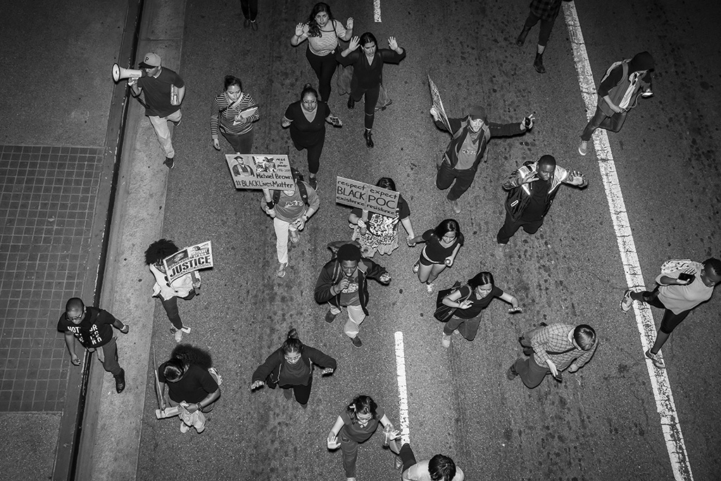 Los Angeles_Ferguson Protests_Theonepointeight -009