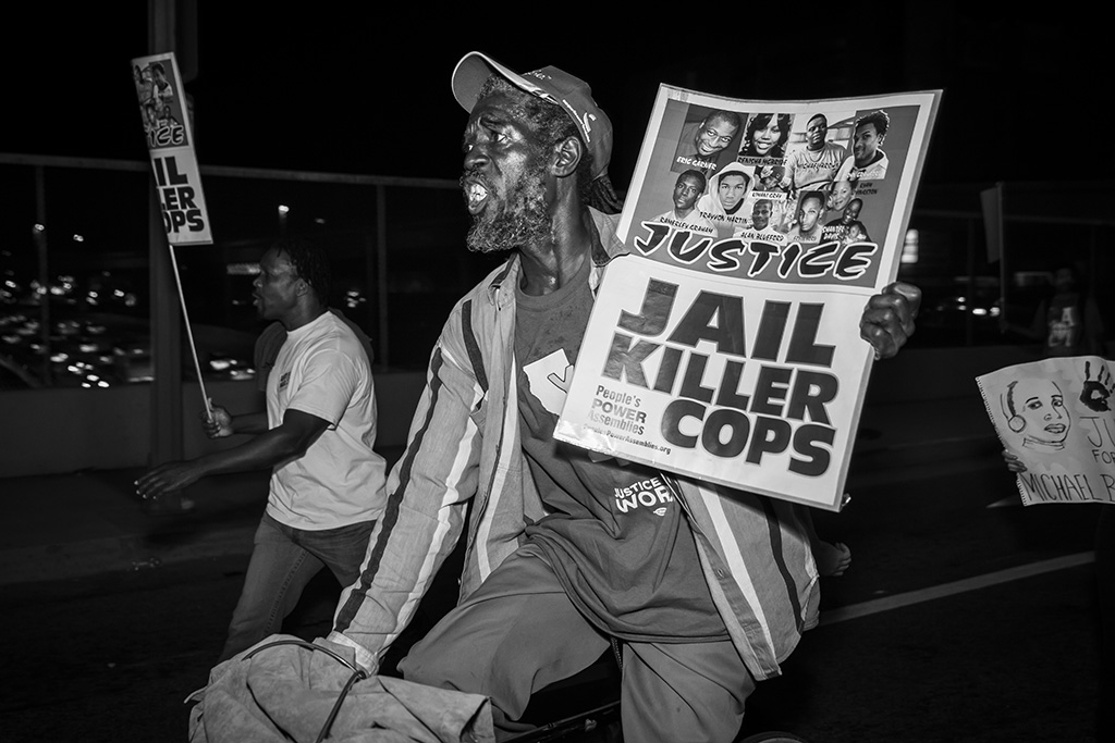 Los Angeles_Ferguson Protests_Theonepointeight -011