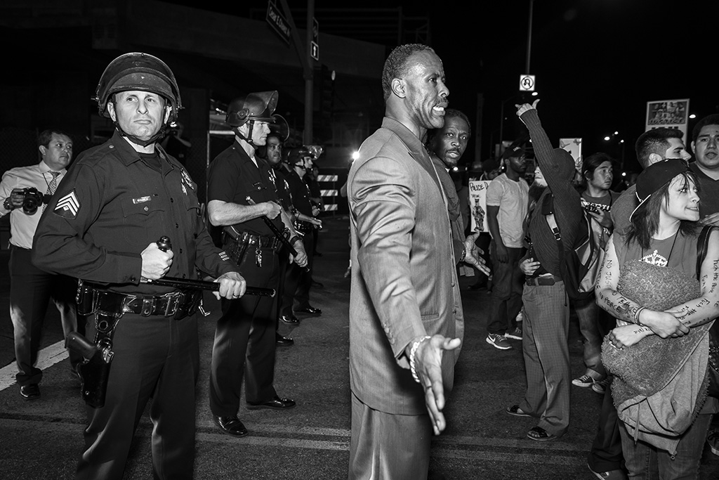 Los Angeles_Ferguson Protests_Theonepointeight -015