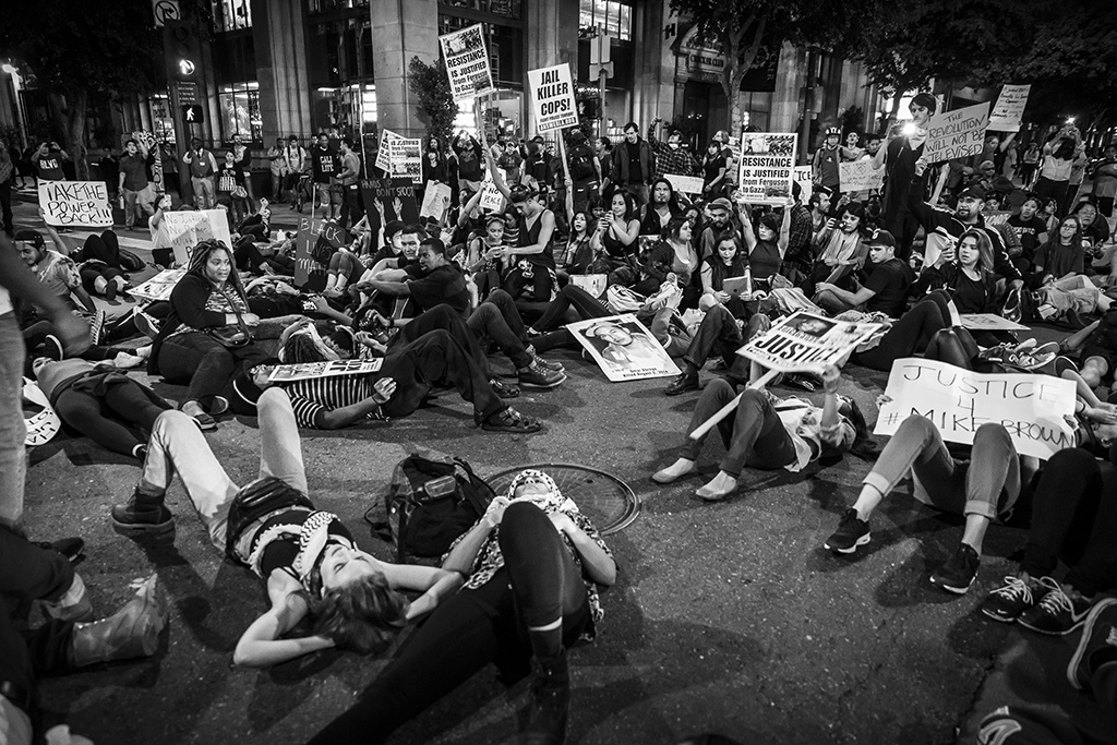 Los Angeles_Ferguson Protests_Theonepointeight -021