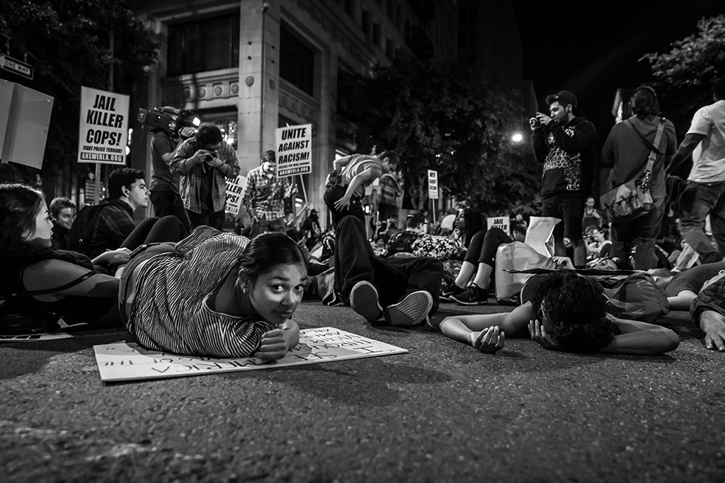 Los Angeles_Ferguson Protests_Theonepointeight -022