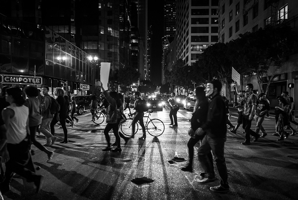 Los Angeles_Ferguson Protests_Theonepointeight -023
