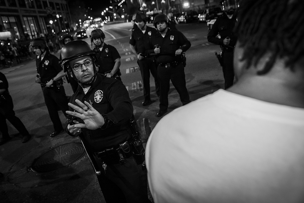 Los Angeles_Ferguson Protests_Theonepointeight -027