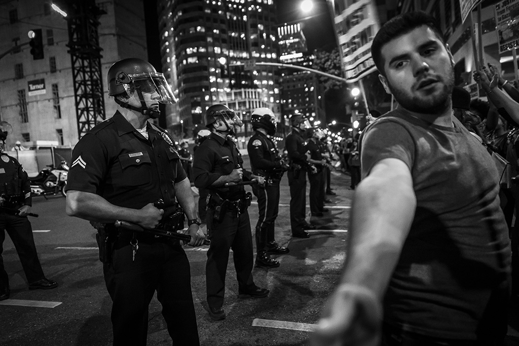 Los Angeles_Ferguson Protests_Theonepointeight -028