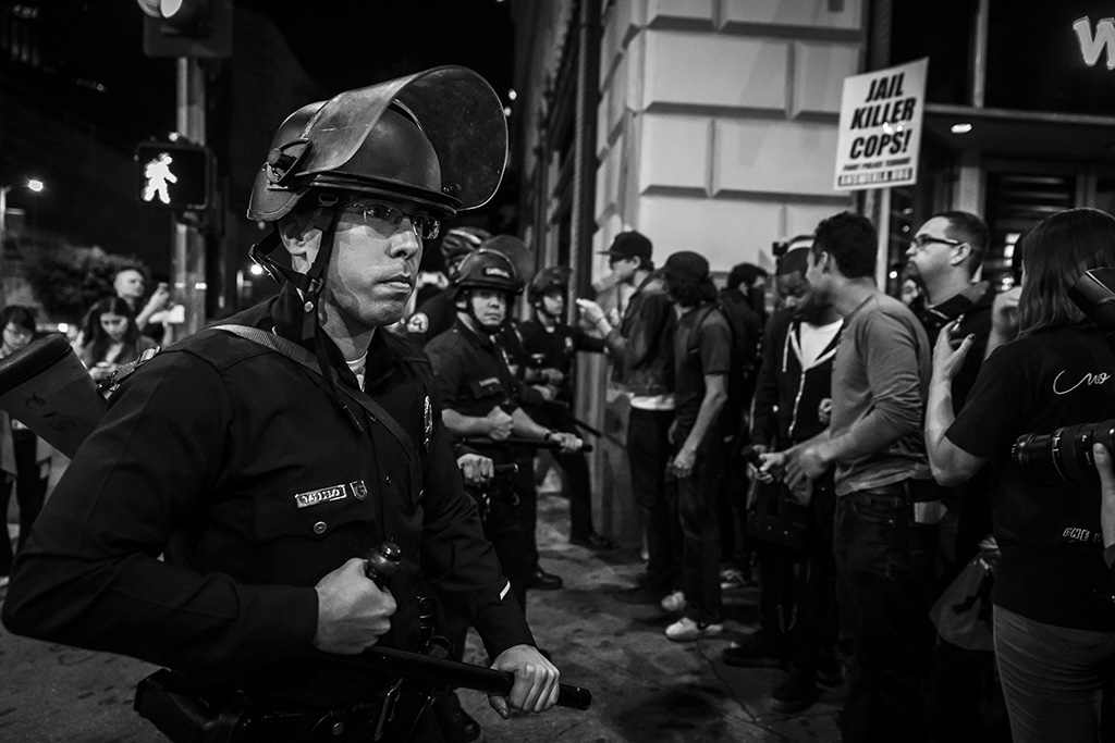 Los Angeles_Ferguson Protests_Theonepointeight -030