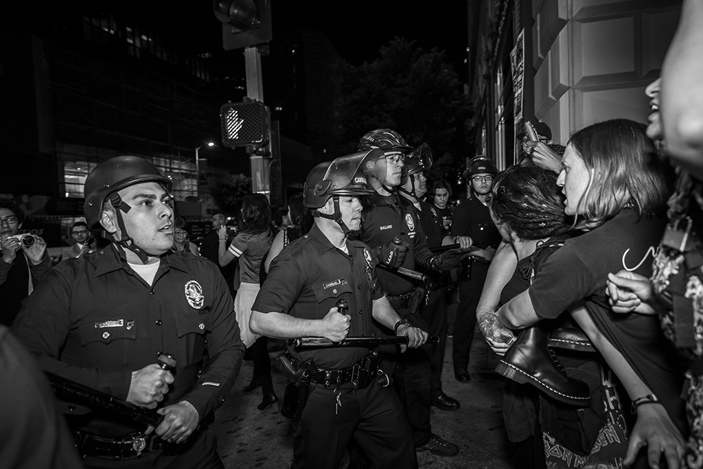 Los Angeles_Ferguson Protests_Theonepointeight -031