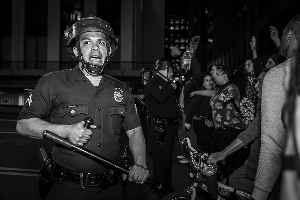 Los Angeles_Ferguson Protests_Theonepointeight -034