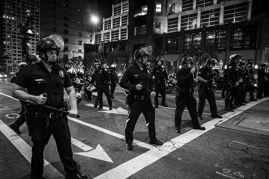 Los Angeles_Ferguson Protests_Theonepointeight -035