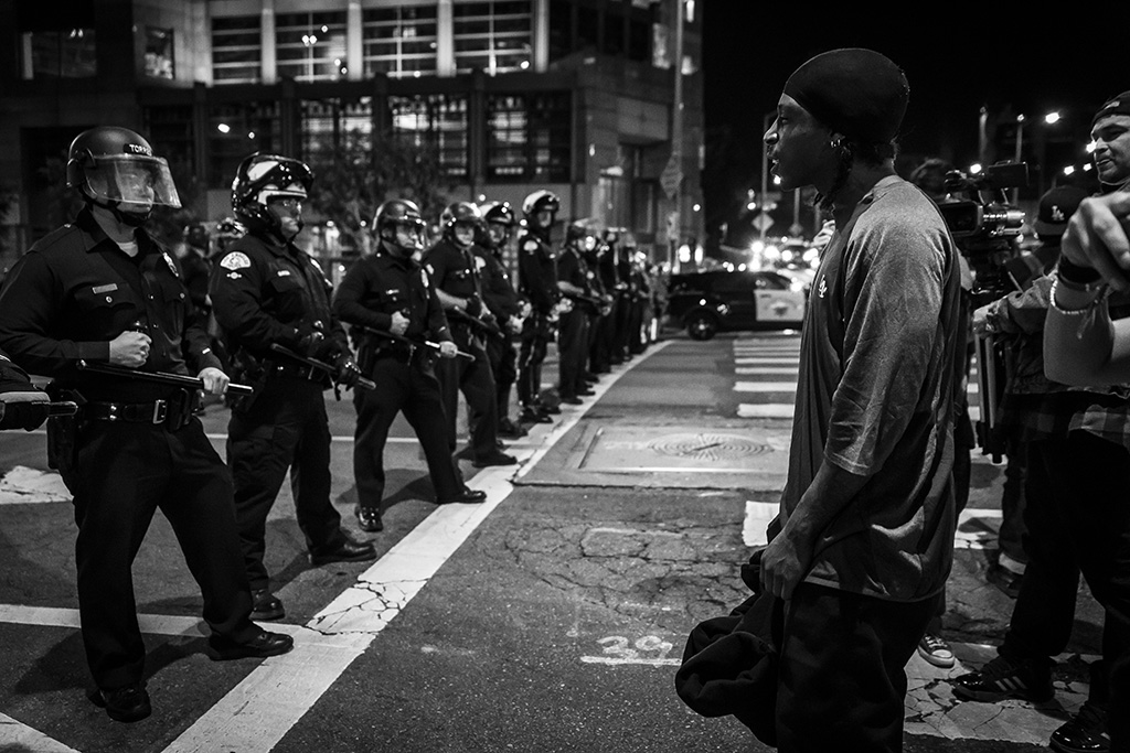 Los Angeles_Ferguson Protests_Theonepointeight -036