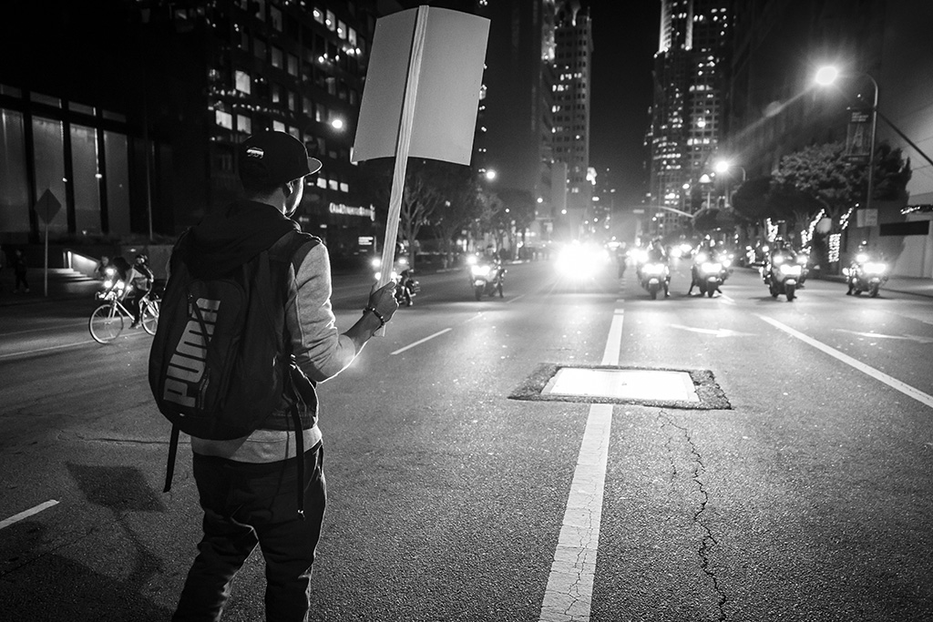 Los Angeles_Ferguson Protests_Theonepointeight -037