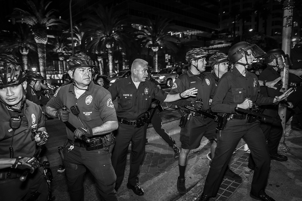 Los Angeles_Ferguson Protests_Theonepointeight -038