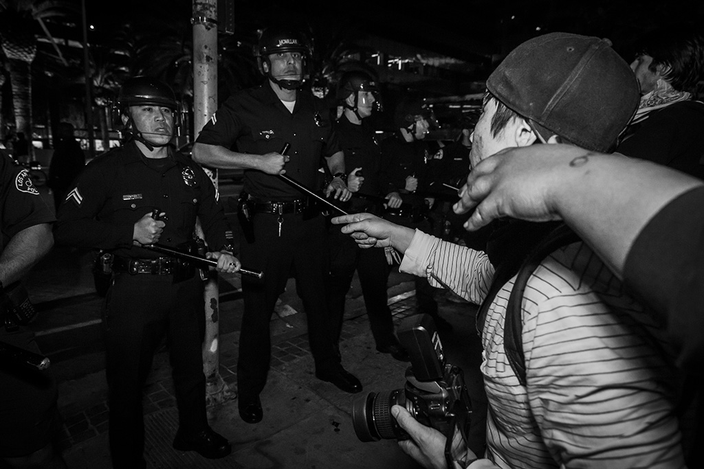 Los Angeles_Ferguson Protests_Theonepointeight -039