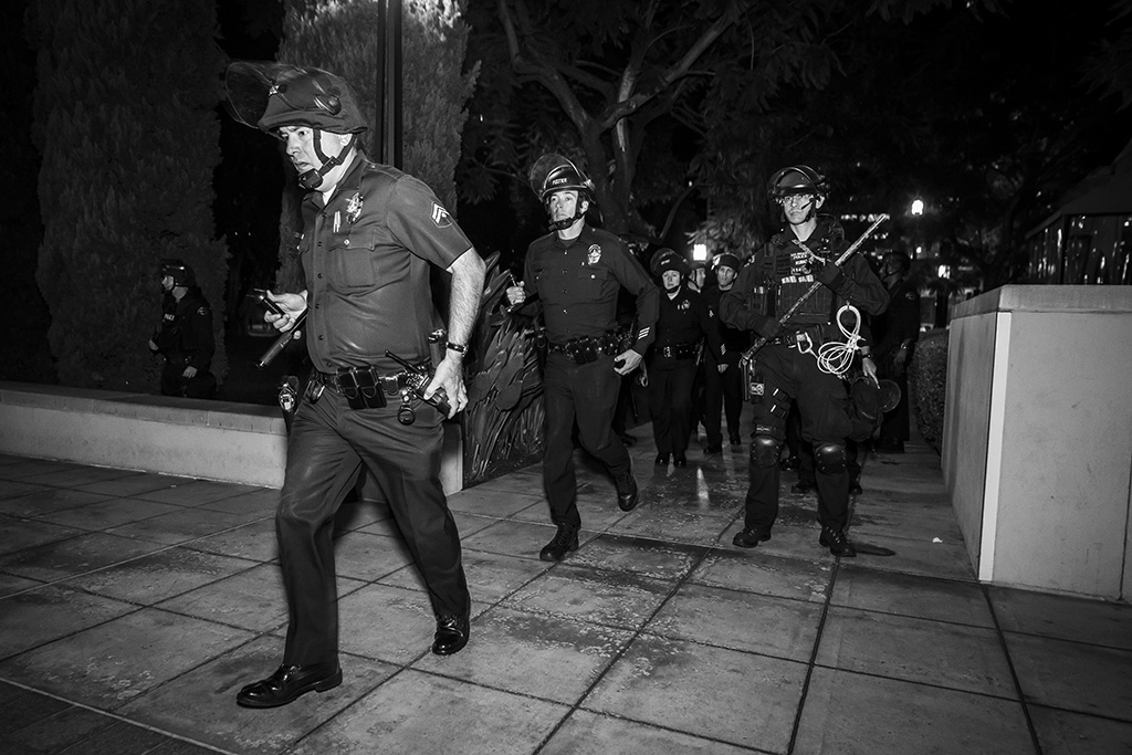 Los Angeles_Ferguson Protests_Theonepointeight -041