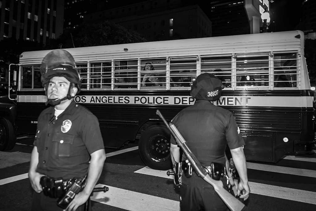 Los Angeles_Ferguson Protests_Theonepointeight -045