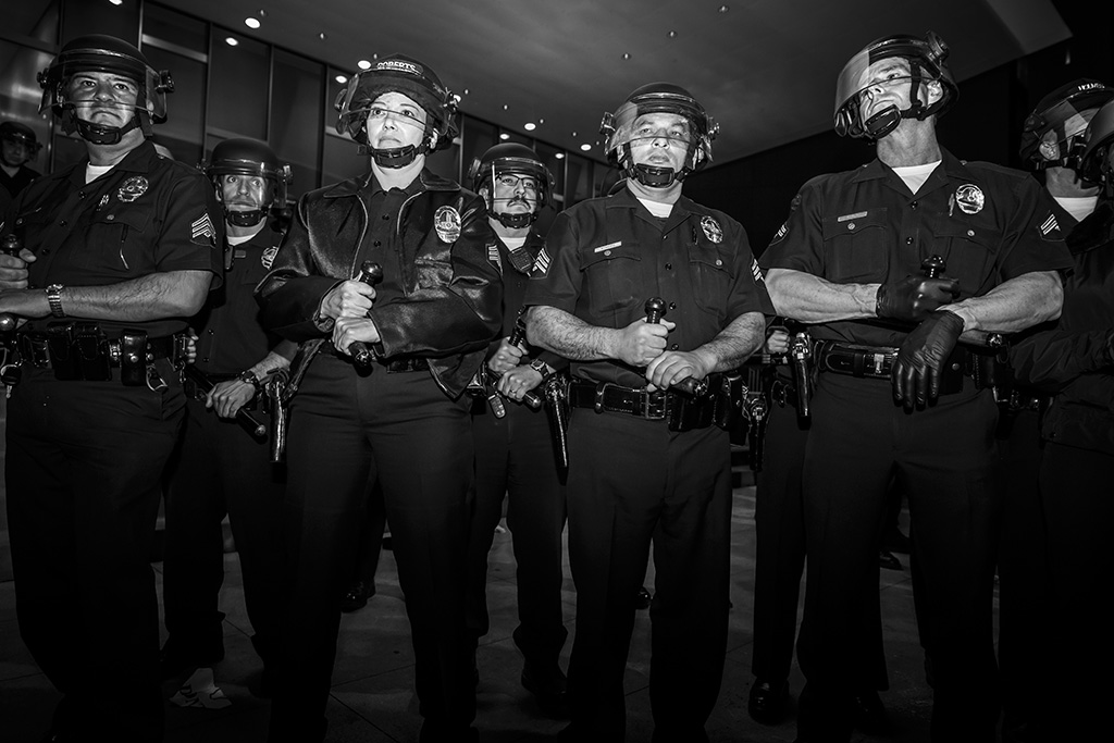 Los Angeles_Ferguson Protests_Theonepointeight -049