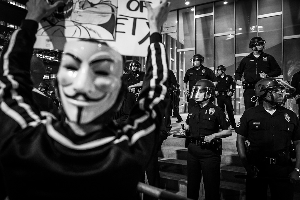 Los Angeles_Ferguson Protests_Theonepointeight -050