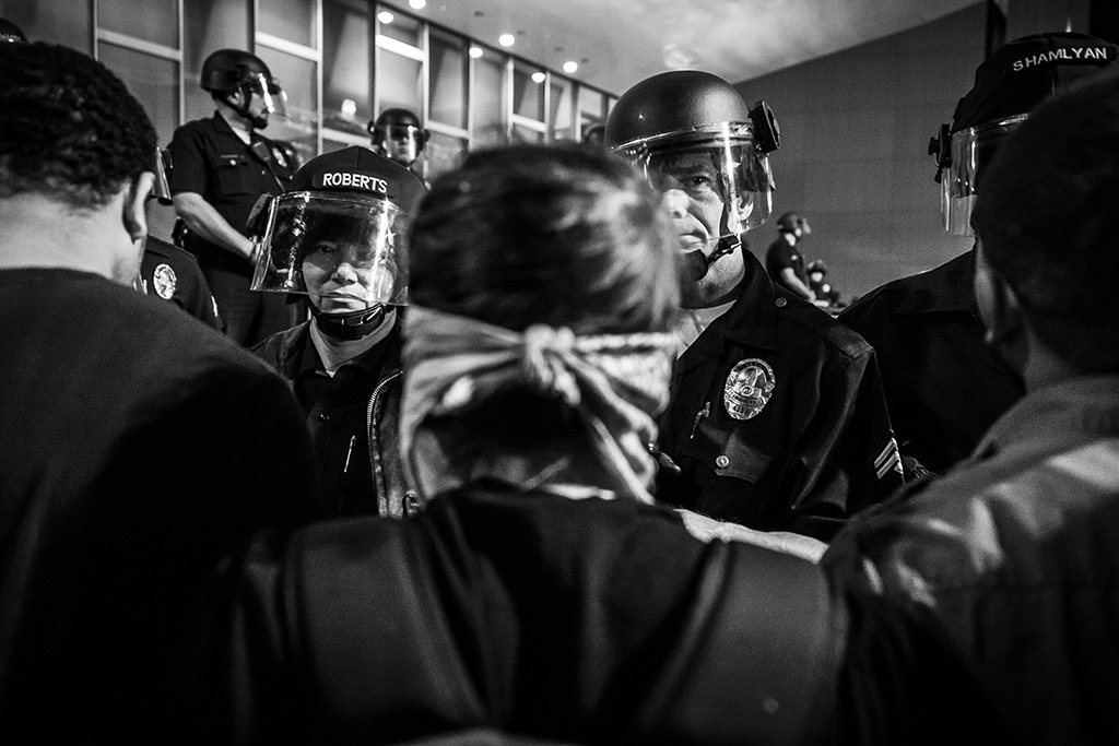 Los Angeles_Ferguson Protests_Theonepointeight -052