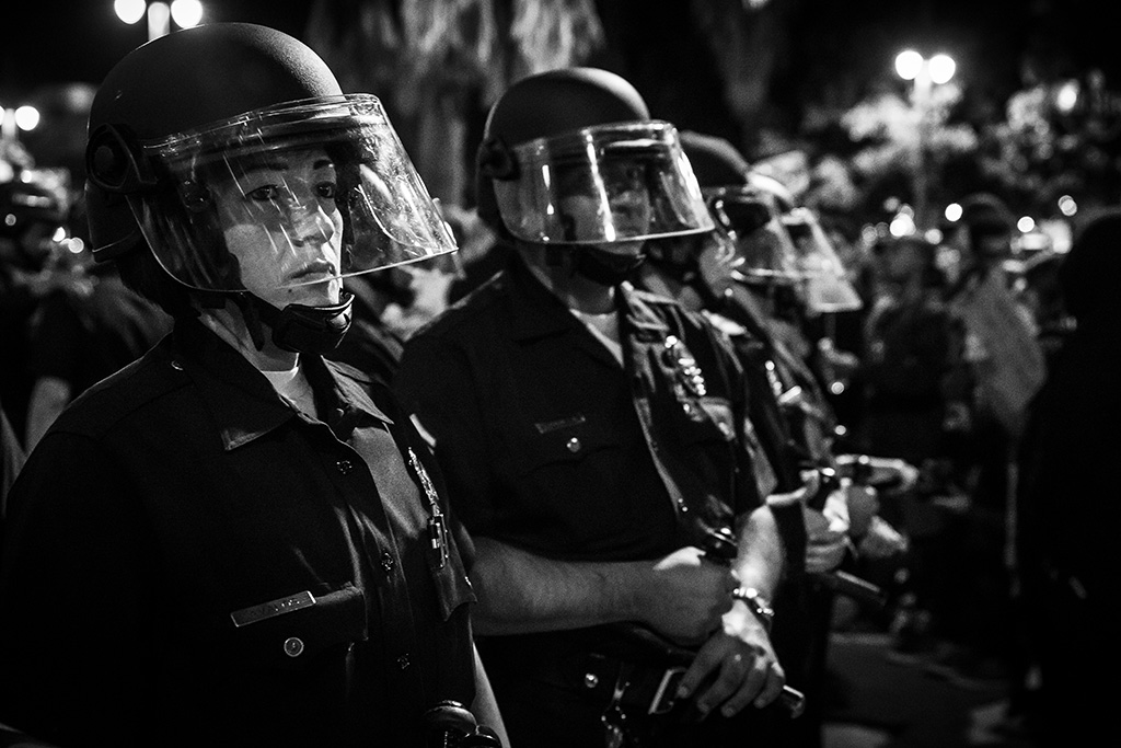 Los Angeles_Ferguson Protests_Theonepointeight -055