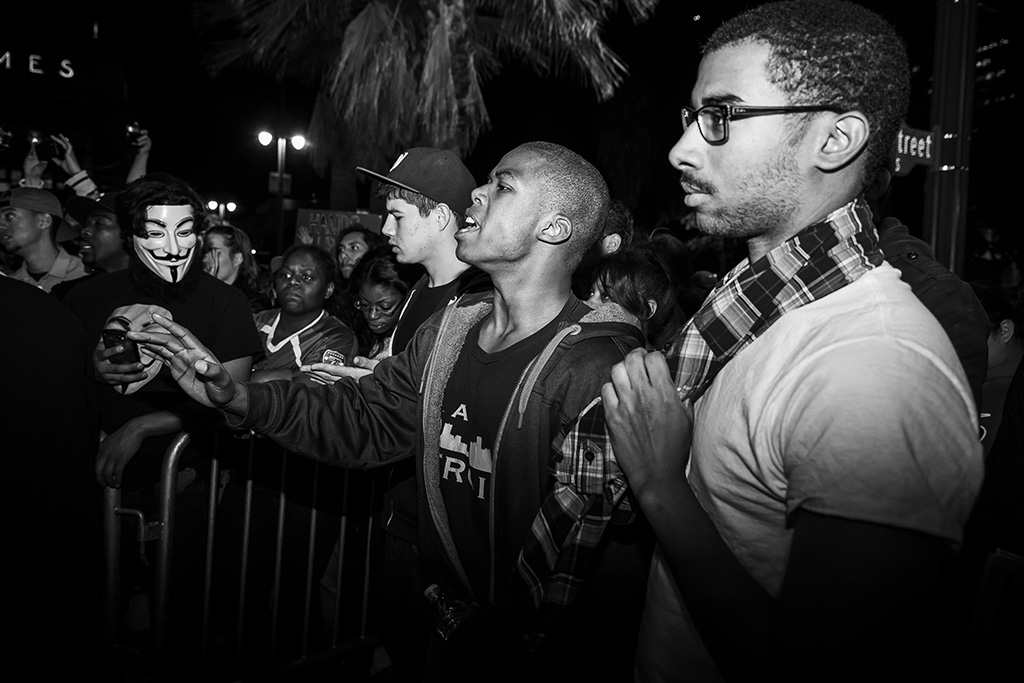 Los Angeles_Ferguson Protests_Theonepointeight -056